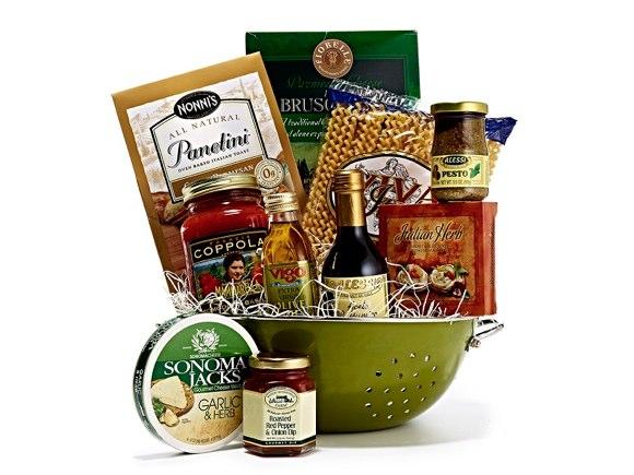 Italian Food Basket - Marshalls
