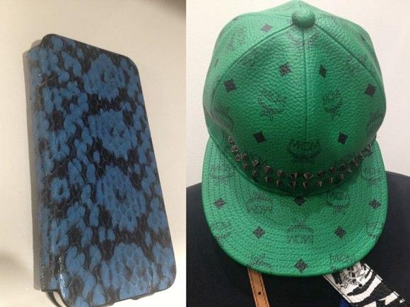 MCM accessories spring 2014