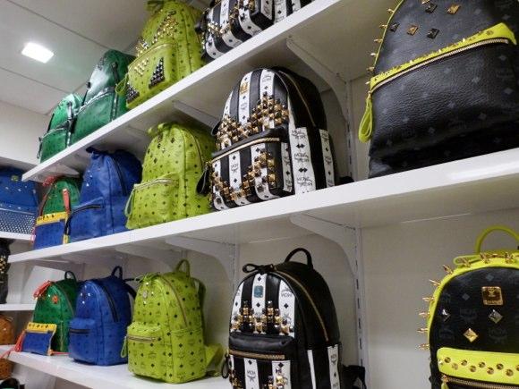 MCM bookbags
