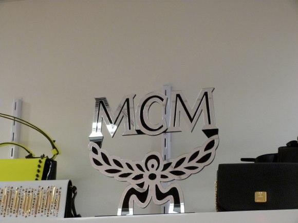 MCM logo spring 2014 preview