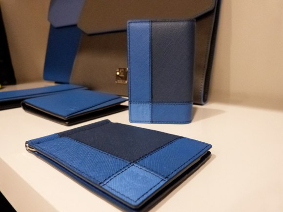 MCM mens wallets spring 2014