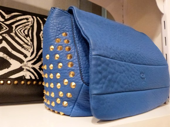 MCM studded detail