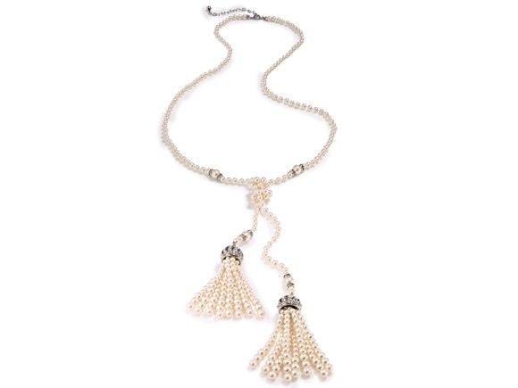 Pearl Necklace - T.J.Maxx