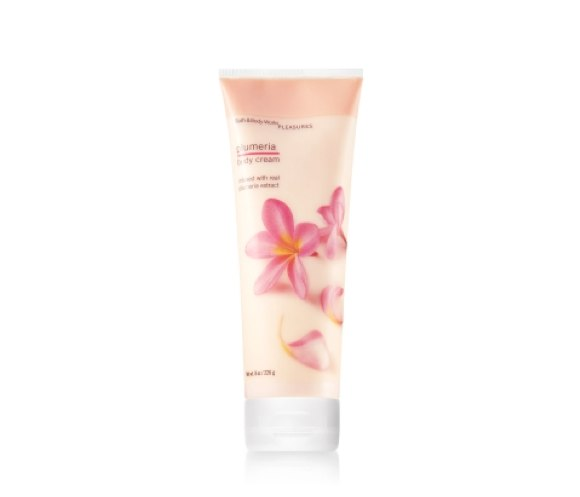 bath and body works plumeria