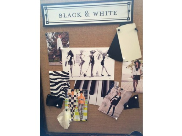 black& white trend marshalls