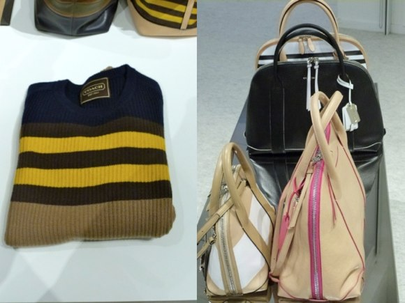 coach mens and bags