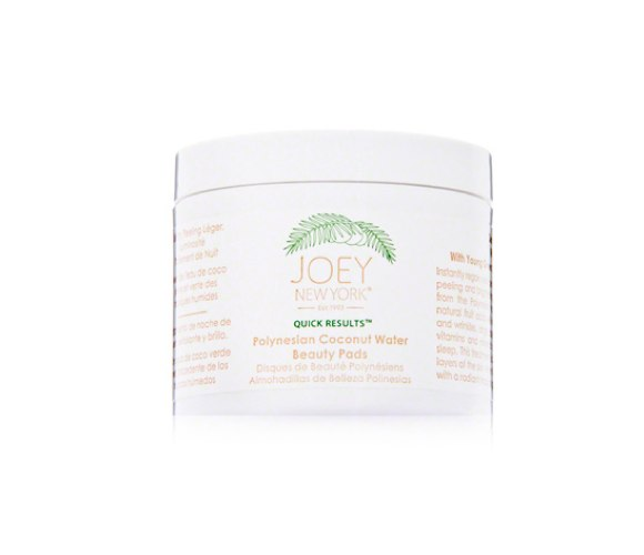 joey new york polynesian coconut water beauty pads