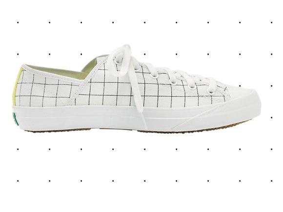 kate spade saturday windowpane  PF Flyers Sneakers