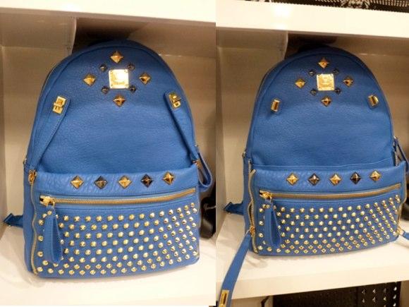 mcm strap bag