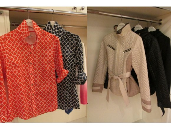 nautica blouses