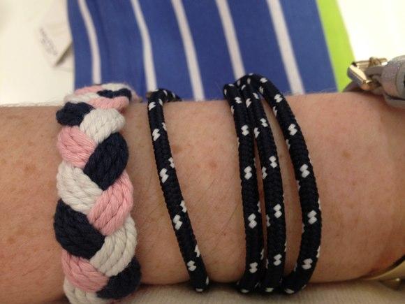 nautica bracelets
