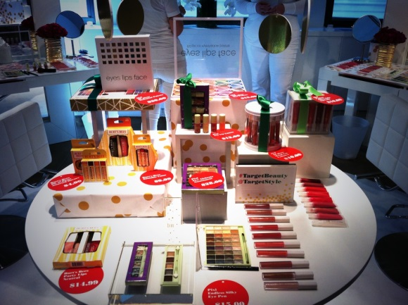 target beauty holiday 2013