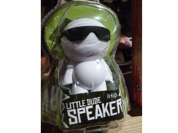 little dude speaker