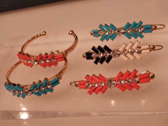 bendels bracelets and barretts