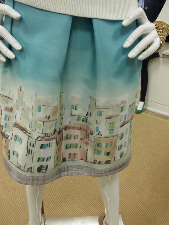 c wonder spring 2014 skirt