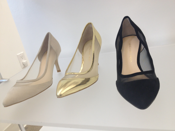 carmen mar valvo pumps spring