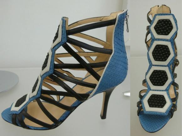 carmen marc valvo calzature spring 2014