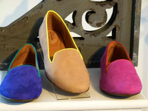 clarks loafers spring 2014