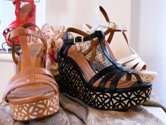 clarks sandals spring 2014