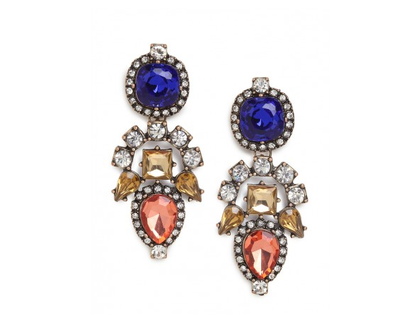 earrings from baublebar