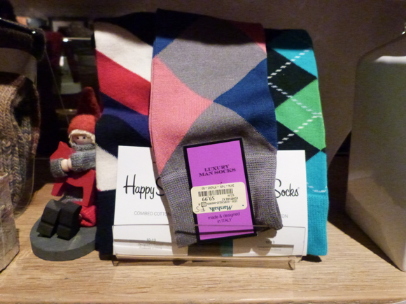 happy socks marshalls