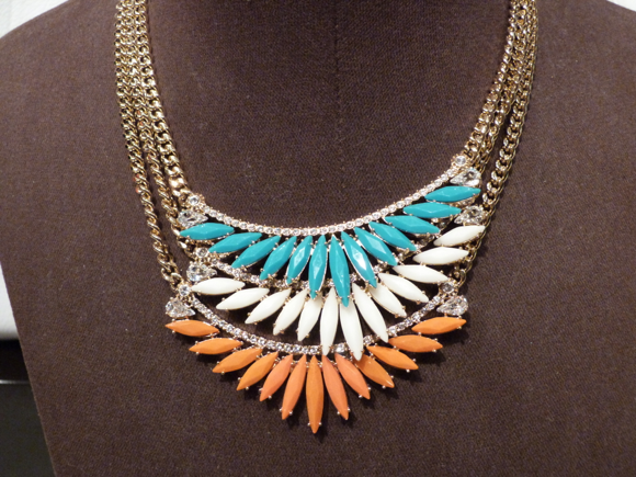 henri bendel layered necklace