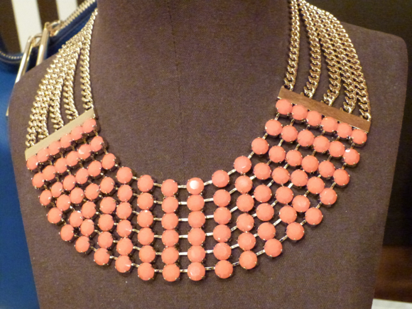 henri bendel spring 2014 necklace