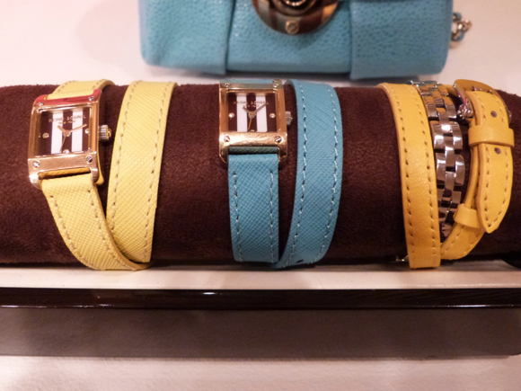 henri bendel time pieces
