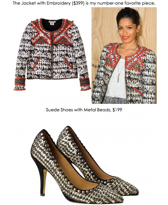 h&m isabel marant launch date