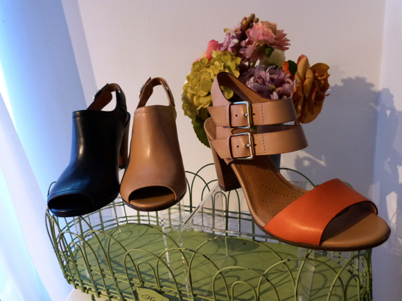 womens clarks spring 2014 mules
