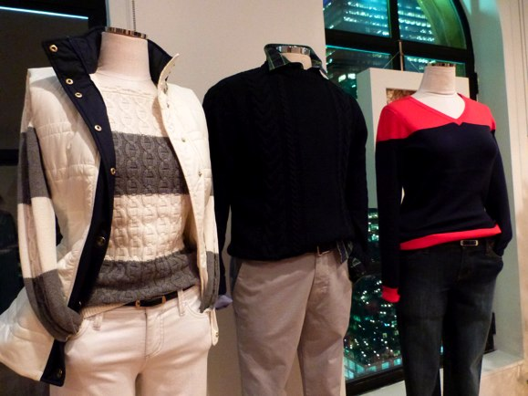 holiday looks from nautica