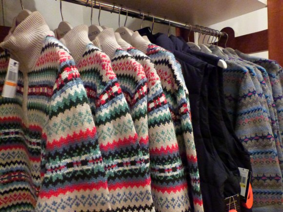 mens fairisle sweaters