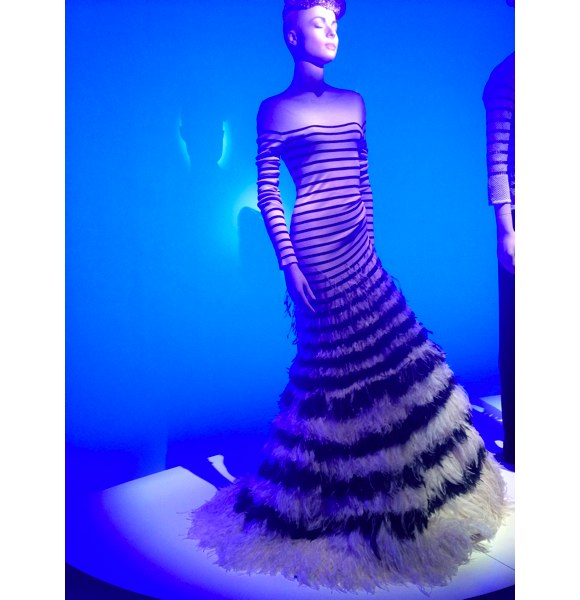 jena paul gaultier exhibit