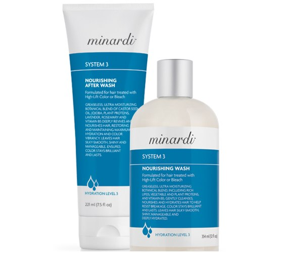 minardi system 3 nourishing after wash