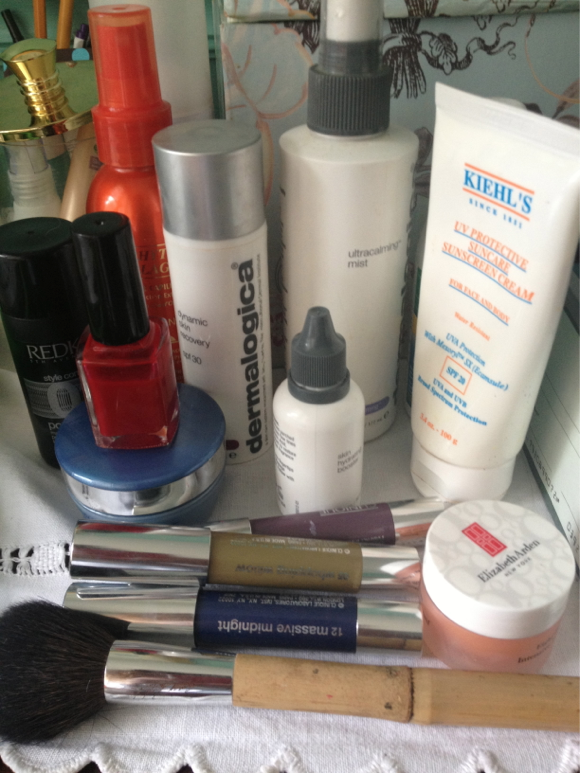 wedding weekend beauty essentials
