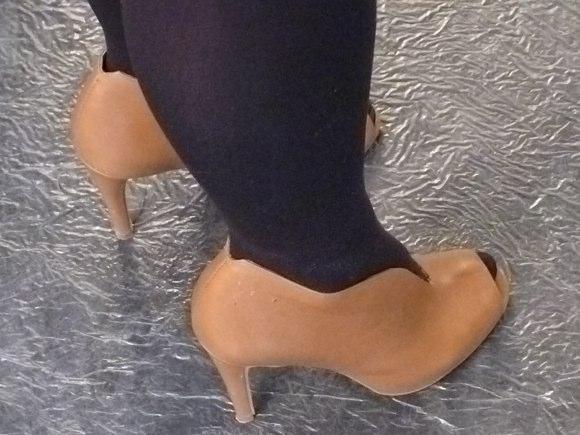 feet of fashion