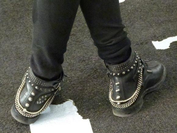 feet of fashion week -1