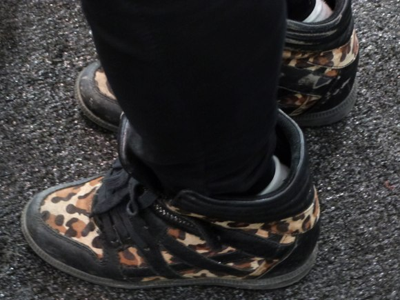 feet of fashion week -2