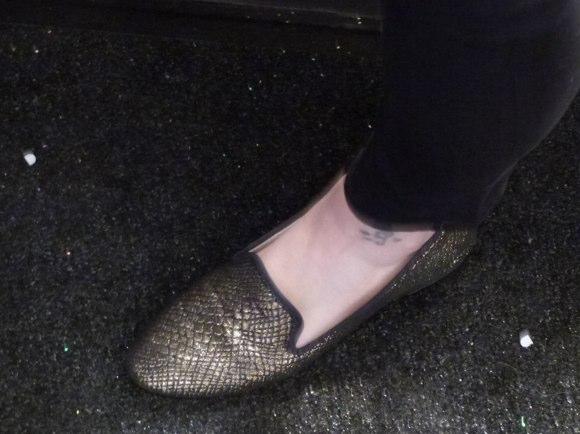 feet of fashion week -7