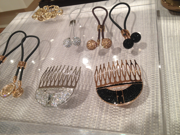 henri bendel hair accessories