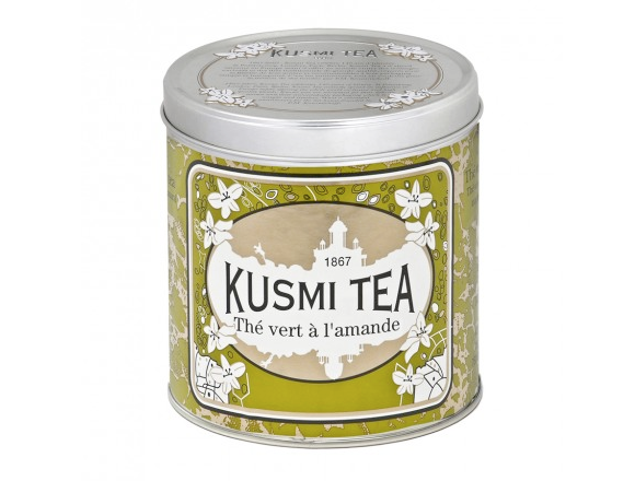 kusmi almond green tea