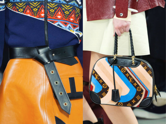 Louis Vuitton Fall 2014 handbags