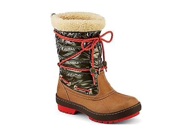 sperry highland snow boot