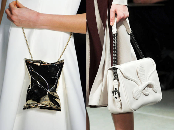 Anya Hindmarch and Bottega Veneta Fall 2014