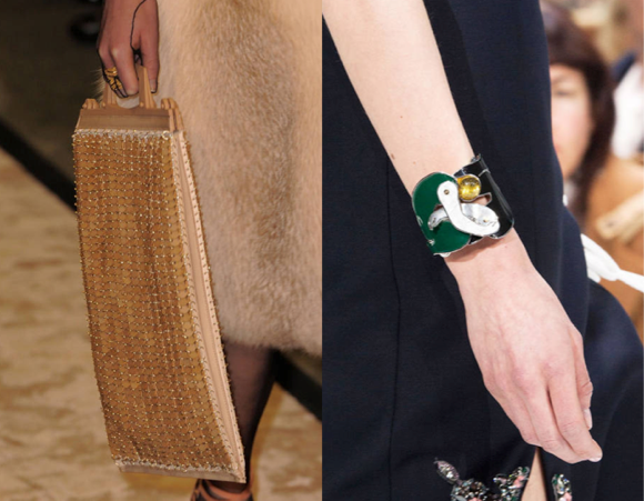 Givenchy and Dior Fall 2014