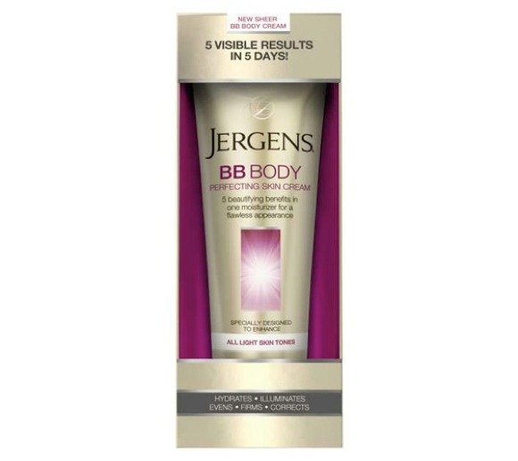 jergens bb body