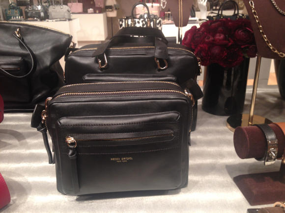 Henri Bendel Mercer Collection Bags