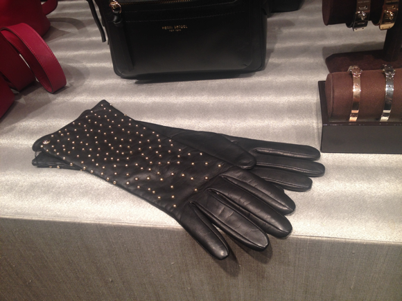 Henri Bendel fall 2014 Mercer Collection Gloves