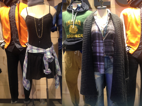 american eagle outfitters fall 2014