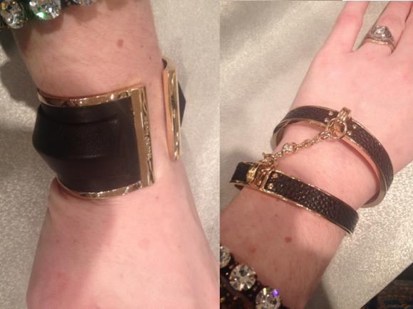 henri bendel bracelets